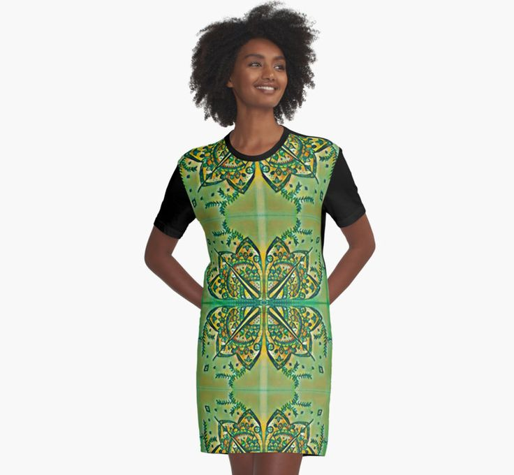 Grasshopper wisdom Graphic T-Shirt Dresses