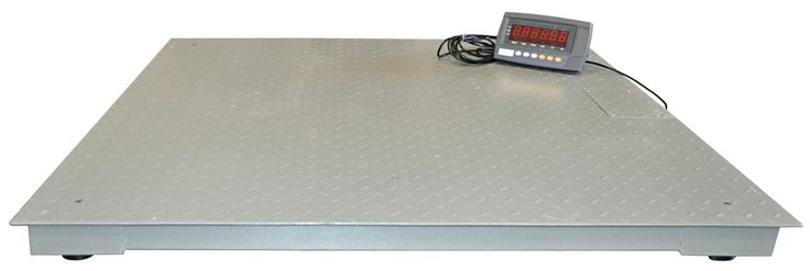Digiweigh Versatile Scales (DWP-11KR). Four high quality alloy load cells ensure the unit is completely accurate within the full range of its weight capacity.