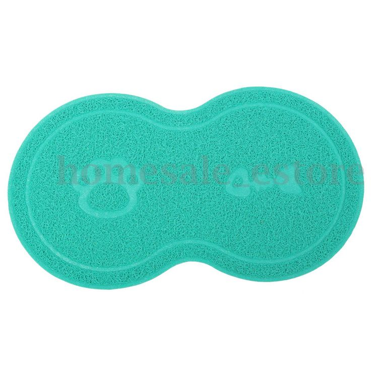 Dog-Puppy-Placemat-Pet-Cat-Dish-Bowl-Feeding-Food-PVC-Door-Floor-Mat-Wipe-Clean