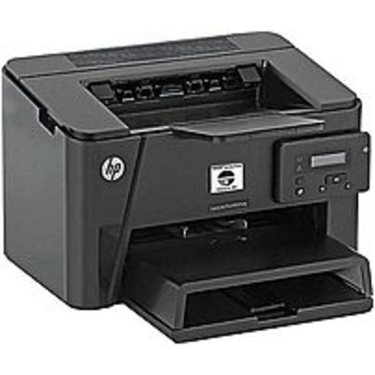 A Troy 01-00979-101 M201 MICR Thermal Monochrome Laser Printer - Up to 26 ppm (Letter A), Up to 25 ppm (A4)- Up to 1200 dpi - USB 2.0, LAN - Black