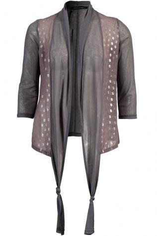 Mado   Mado Cardigan Grey Womenswear