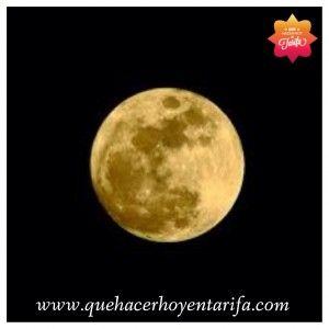 Qué Hacer hoy en Tarifa, Luna llena de septiembre.