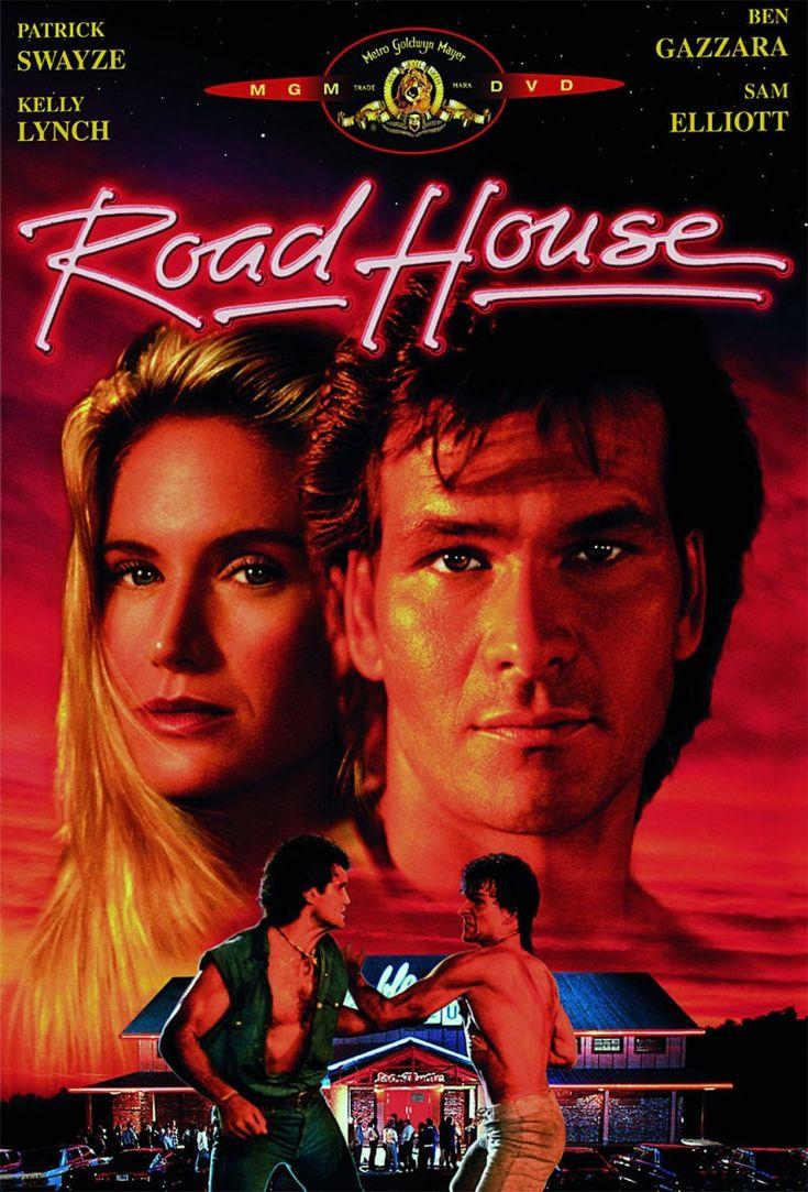 patrick swayze imágenes Road House HD fondo de pantalla