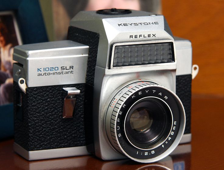 Keystone K 1020 SLR 126 Instamatic Camera