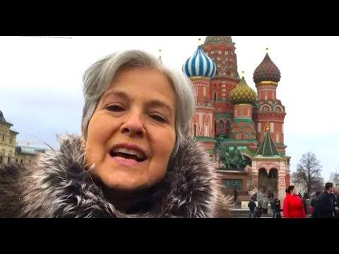 Jill Stein Flips Out & Owns Hack MSNBC Interviewer After Asking About Ru...