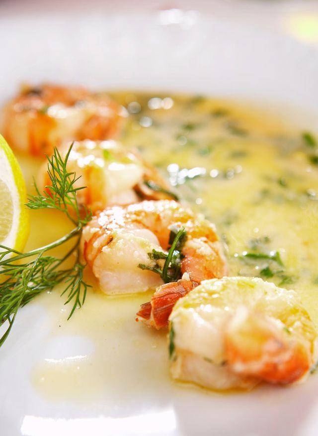Creamy shrimp sauce recipe white wines butter and for White wine butter sauce for fish