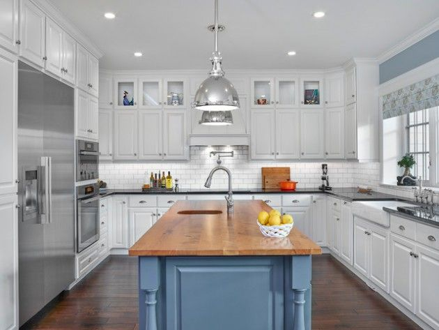 Elegant Traditional Kitchen Interior Designs You Can Get Lots Of ...