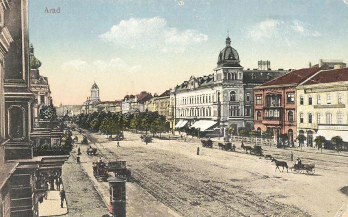 Arad - antebelica