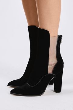 **VALIANT Pointed Boots by Unique