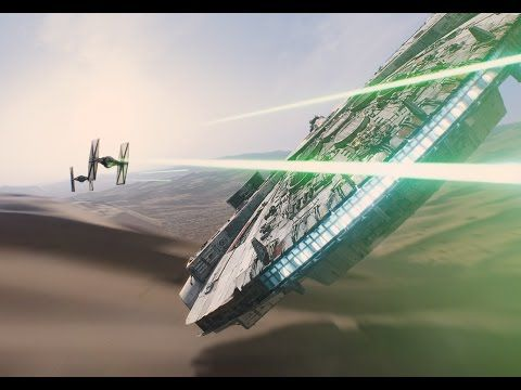 Get your first look at Star Wars: The Force Awakens in the new 88-second teaser. #StarWars #TheForceAwakens