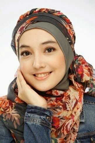 Biodata Lengkap Anna Karina Gilbert Pemeran Aisyah Putri Jilbab In Love   Wow Kece
