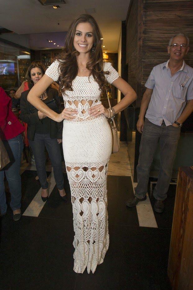 vestido de croche comprar-vestidos curtos-vestido de crochê-dress crochet-vestido longo