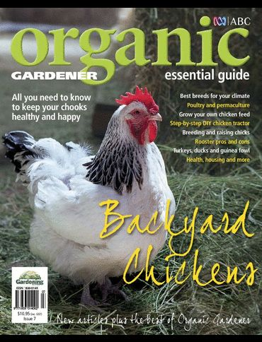 Backyard Chickens 2013 - Download back issue