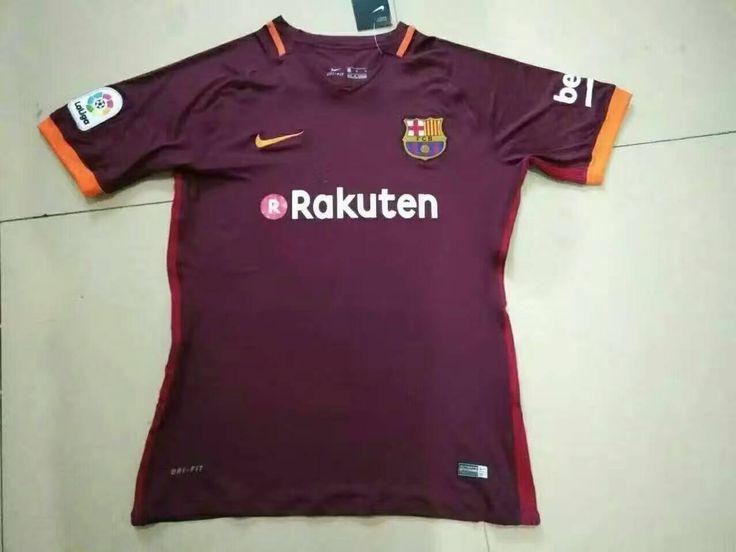 barcelona 1718 away soccer jersey
