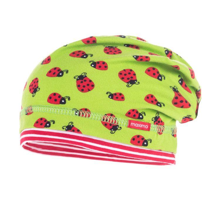 Moderne Beanie-Mütze, die Ihr Kind vor Wind und Wetter schützt. Besonders weich und mit UV-Schutz. #maximo #Mütze #Accessoires