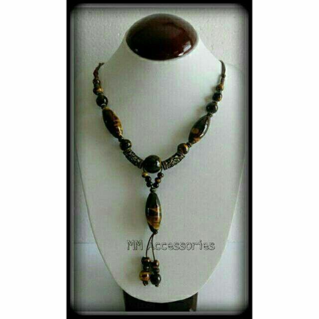 Saya menjual Stone necklace seharga Rp90.000. Dapatkan produk ini hanya di Shopee! https://shopee.co.id/mm_accessories/10037019 #ShopeeID