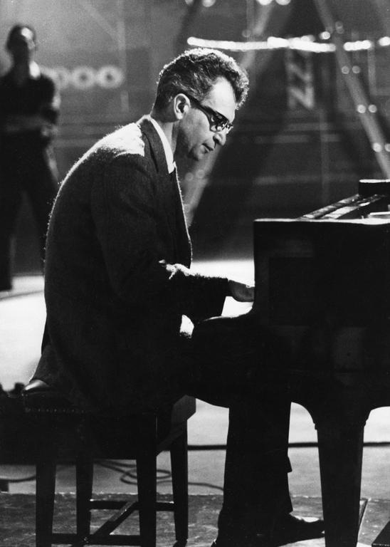 Dave Brubeck - jazz great and pioneer in integrating jazz. He worked with black musicians even when his own gigs were cancelled for it but refused to allow segregation to stop him from including black band members.