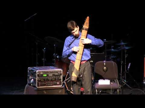 Beatles at its best.....Tomorrow Never Knows/Norwegian Wood - Greg Howard Chapman Stick guitar tapping