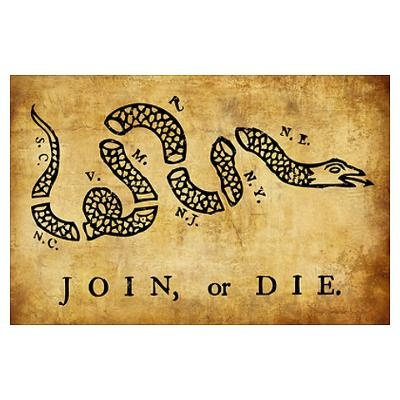 As 25 melhores ideias de join or die tattoo no pinterest for Join or die tattoo