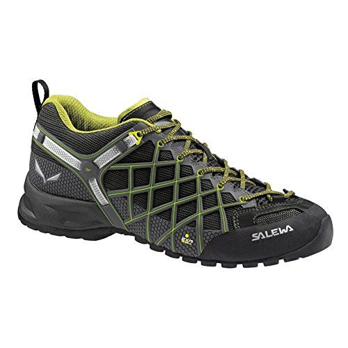 Introducing Salewa Mens Wildfire S GTX Shoes Black Citron 13 Cap Bundle.  Great product and