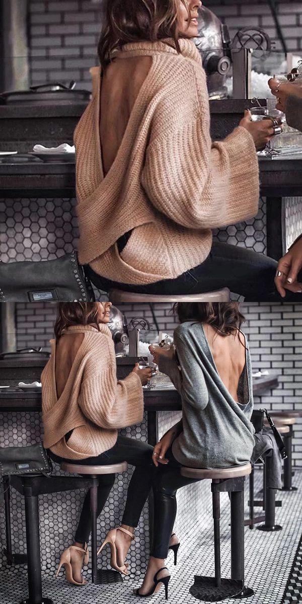 Trendy New Sweater 2019