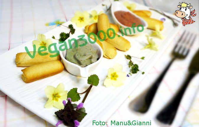 Ricetta Vegan: Crema di tofu con olive