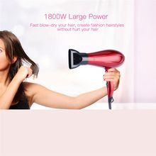 US $31.03 1800W Powerful Professional Hair Dryer Blow Dryer Portable Travel Home Use Ceramic Ionic Hair Blower Hairdryer Styling Tools. Aliexpress product