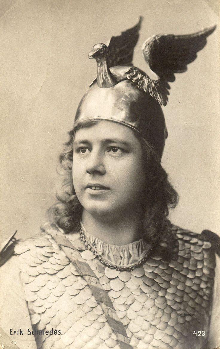 Erik Schmedes Siegfried 1899
