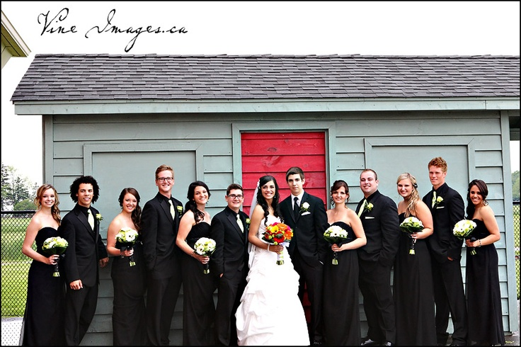 The red door.  Photos by Vine Images