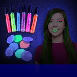 Blacklight Party Supplies | Blacklight Decorations | Blacklight Party Favors - CoolGlow.com - Coolglow.com