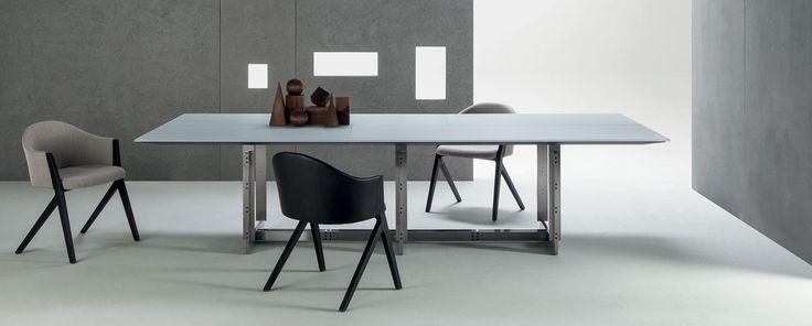 Carlo scarpa tavolo sarpi office cassina catalogo simon for Catalogo cassina