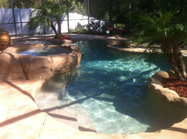 Lagoon Swimming Pool Designs: A Lagoon Style Pool Will Sometimes Have Much More Dramatic