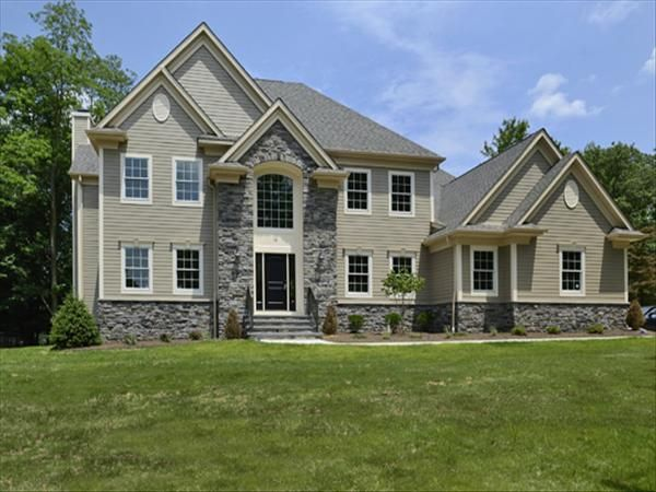 6 nj new homes for sale on large building lots starting