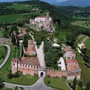Castello di Susegana (TV) #italy