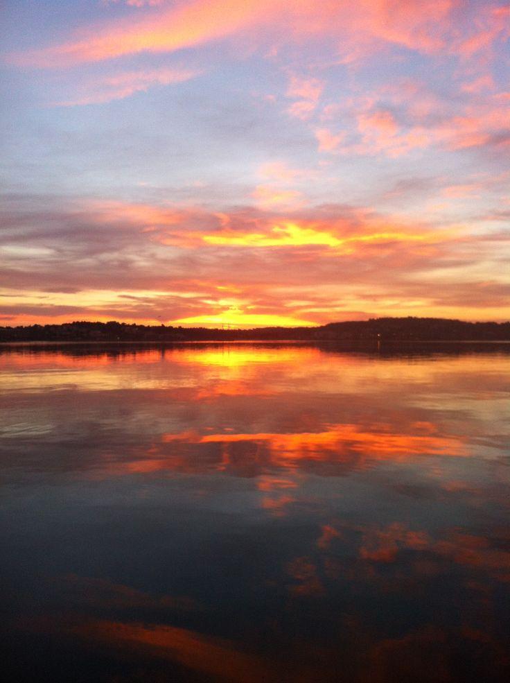 Sunrise - Port