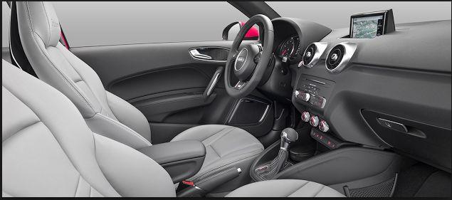 Audi Q1 2018 Interior Design