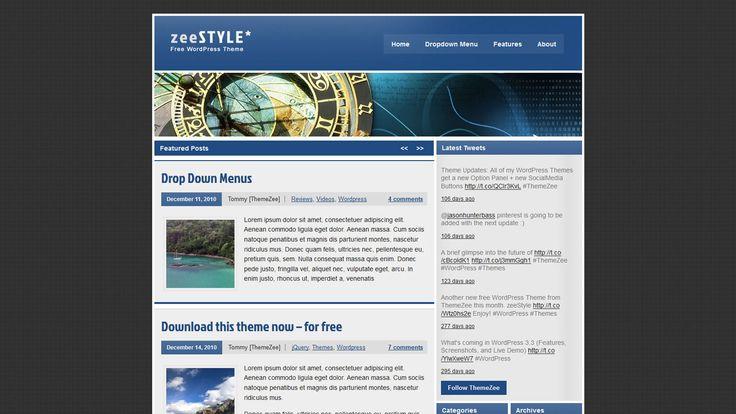 ThemeZee WP-Themes - Download: http://themezee.com/zeestyle/