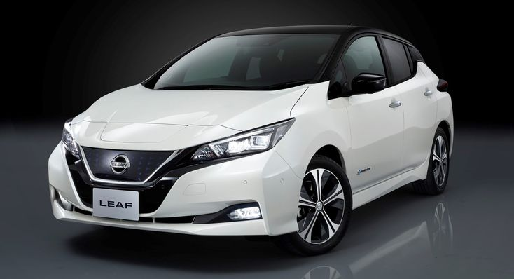 New Nissan Leaf Starts From 21990 In The UK