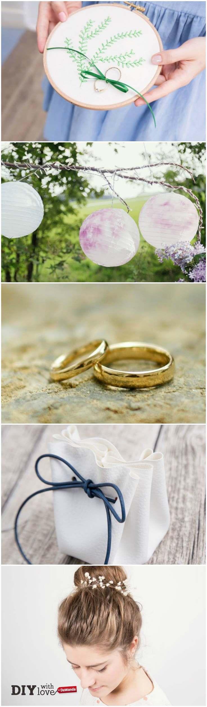 Préférence Oltre 25 fantastiche idee su Matrimonio fai da te su Pinterest  GT18