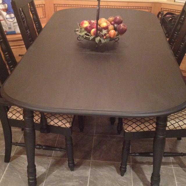 1000 ideas about painting laminate table on pinterest for Can you paint formica table top