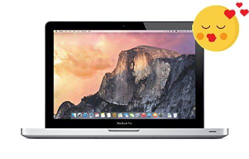 #bestdeal Refurbished MacBook Pro with upgrades: 8GB Memory / NEW 500GB SSHD (Fast Solid State Hybrid) Drive / Excellent Battery / Passed #Apple Hardware Test / ...