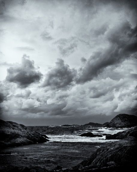 'Lindesnes' by studio-toffa on artflakes.com as poster or art print $18.03