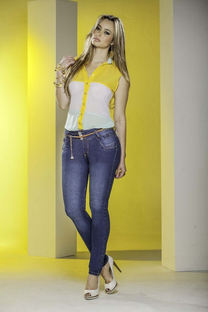 Jeans Draxy Ref 1131 — Venta de Jeans Colombianos Online