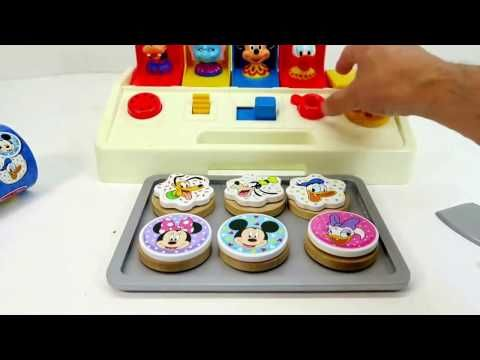 Kids Toys: Mickey Mouse Disney Clubhouse Cookies Playset Toys...