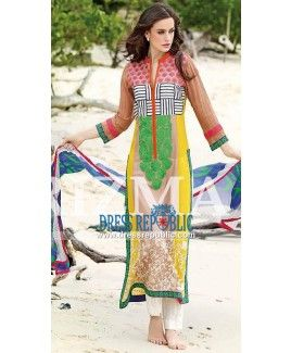 25 best images about Buy Charizma Lawn Suits Collection 2015 For ...