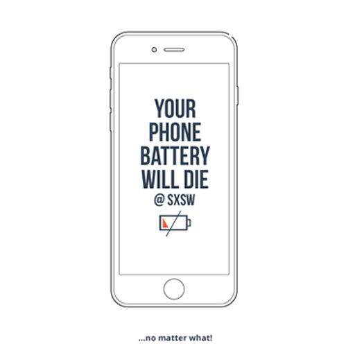 Your Phone will die @SXSW - unless you do this: www.hmp.io