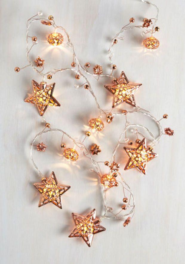 String Lights In Nursery : Interior De-Shine String Lights by ModCloth etoiles Pinterest Interiors, Nurseries and ...