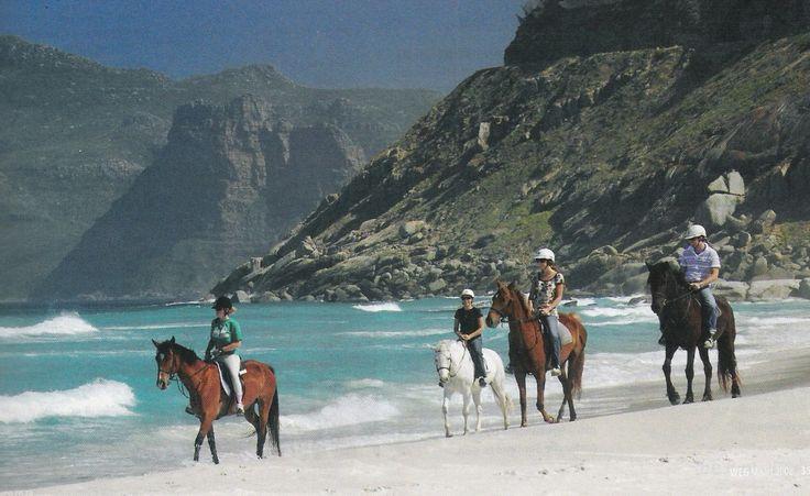 Noordhoek Beach Rides