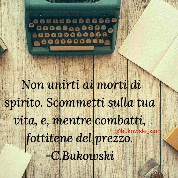Charles Bukowski Citazioni
