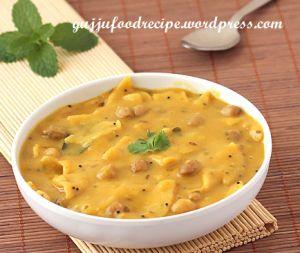 Gujarati or #Gujju  people Favorite #Dal #Dhokli  Dal Dhokli Recipe in Gujarati @gujjufoodrecipe.wordpress.com
